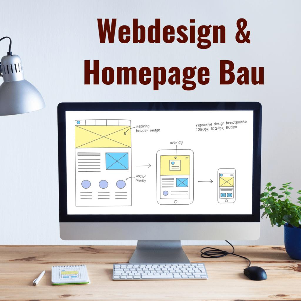 Premium Webauftritt & Webdesign