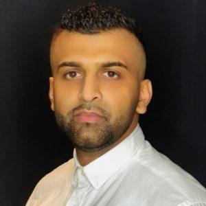 Munir Ahmad - Leiter Akquise und Vertrieb