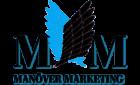 Freigestellt Manöver Marketing Logo.