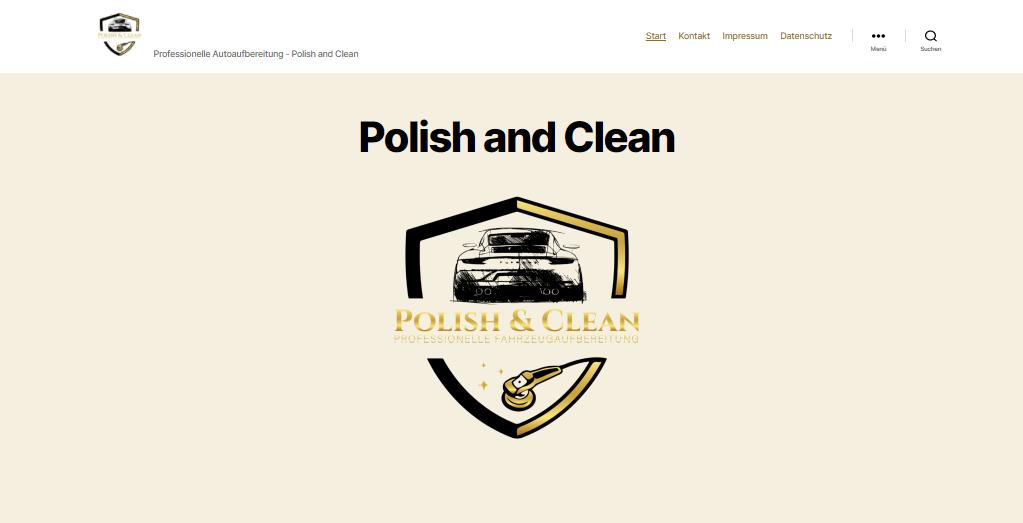 Polish and Clean - Fahrzeugaufbereitung
