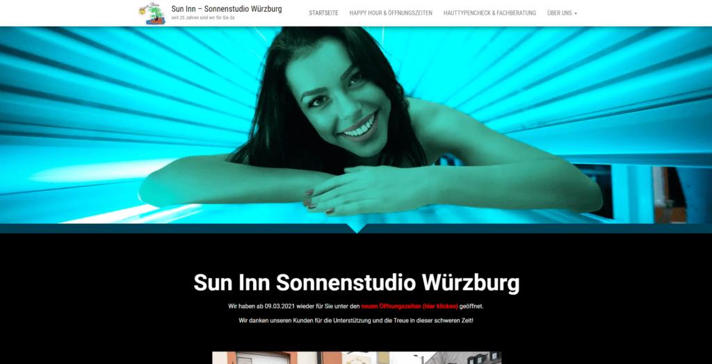 Sun-Inn-Homepage-Referenz