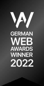 German Web Award Gewinner